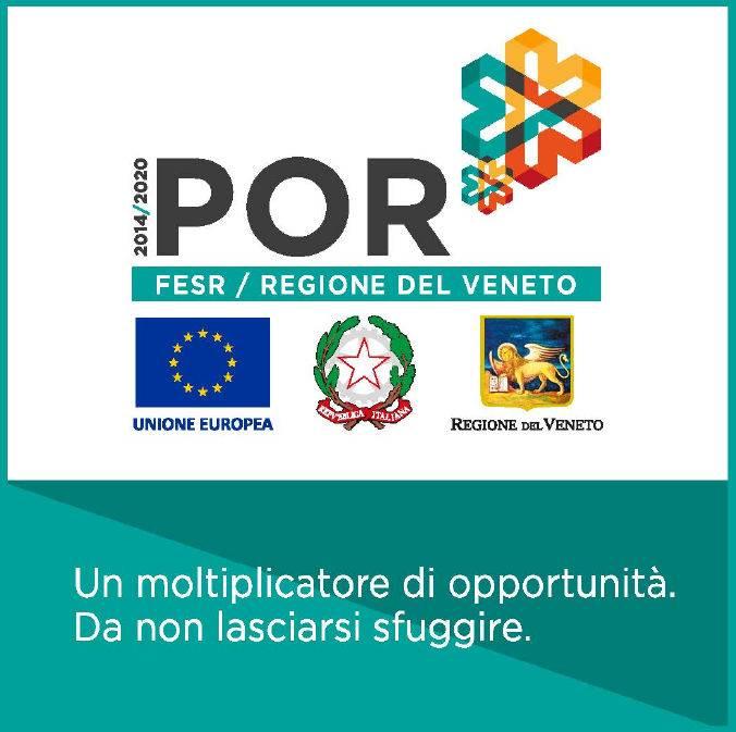 Progetto POR FESR Regione Veneto