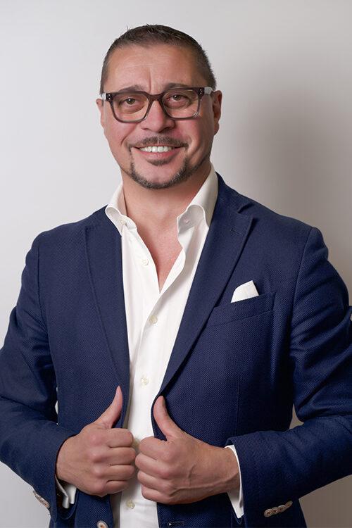 Massimo Marcon - President