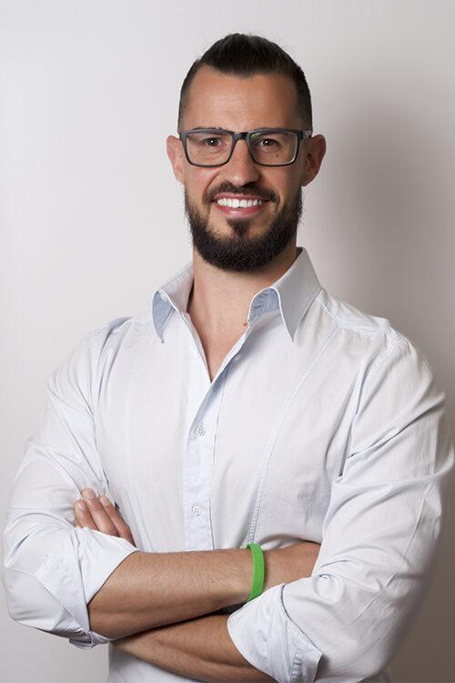 Manuel Boscaro - Production Specialist
