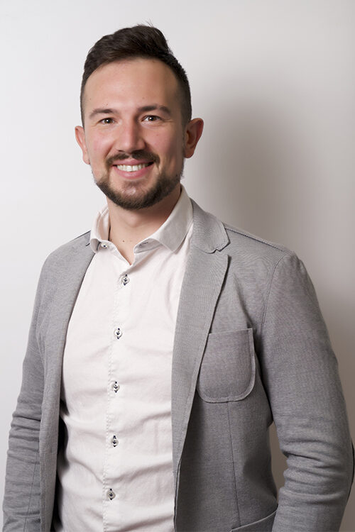 Riccardo Moroni - Technical Customer Service Manager
