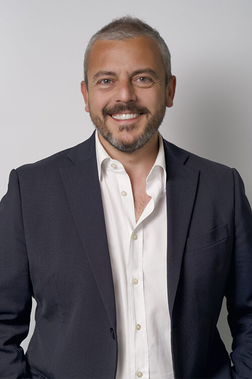Luca Zanasi - Sales Manager