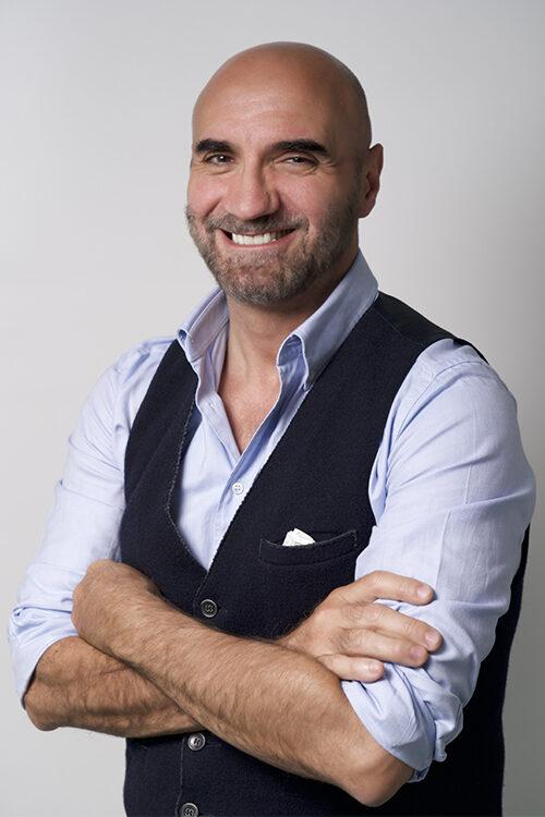 Claudio Svalduz - Export Sales Administrator