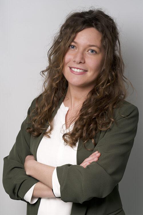 Sara Zane - Marketing Specialist
