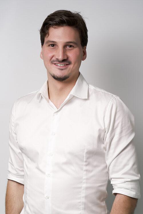 Giacomo Pellizzaro - Marketing Manager